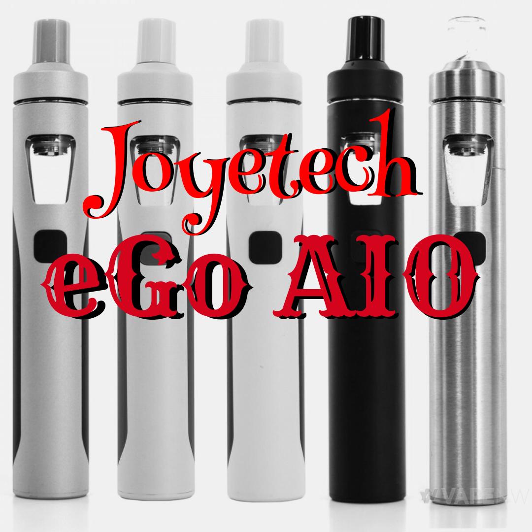 【徹底解説】電子タバコ・eGo AIO(イーゴー エーアイオー)の使い方