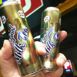 砂糖とミルクをマシマシにした濃厚ミルクティー!「MOHAWK&CO FIZZY ORIGINAL Milk Tea」|電子タバコ・VAPEリキッドレビュー