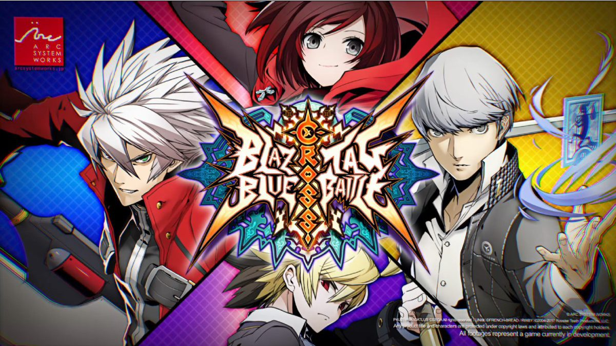 「BLAZBLUE CROSS TAG BATTLE」など5/31発売TVゲーム入荷情報