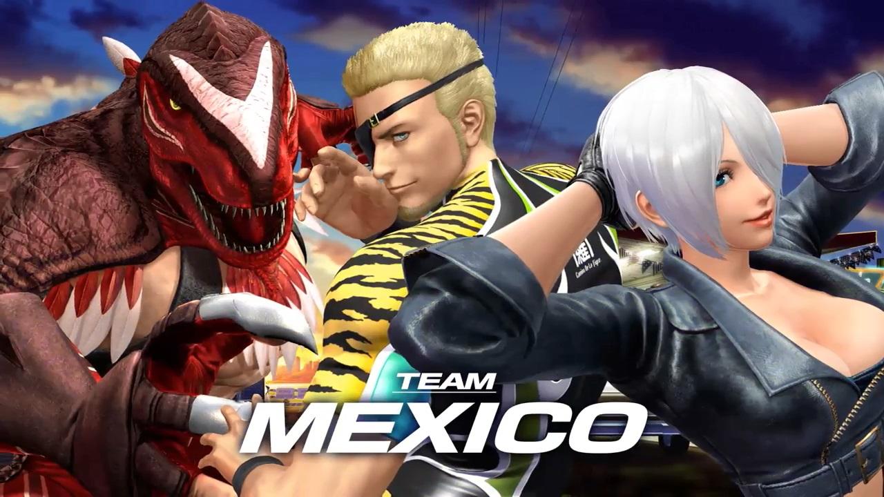 「KOF14」最新情報公開!参戦するメキシコチームについて語ってみた!