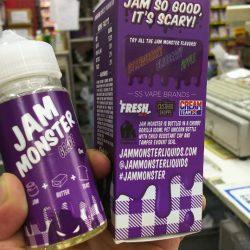 大人気朝食系リキッドの新作「JAM MONSTER GRAPE」|電子タバコ・VAPEリキッドレビュー
