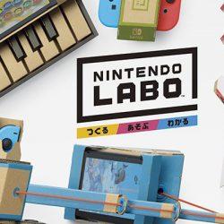 「Nintendo Labo(ニンテンドー ラボ) Toy-Con 01: Variety Kit」など4/19・4/20発売TVゲーム入荷情報