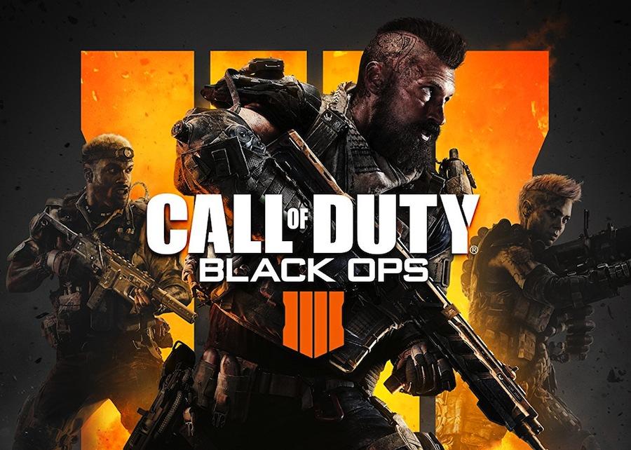 現在予約受付中!10月12日発売予定「Call of Duty: Black Ops 4」 をご紹介!!