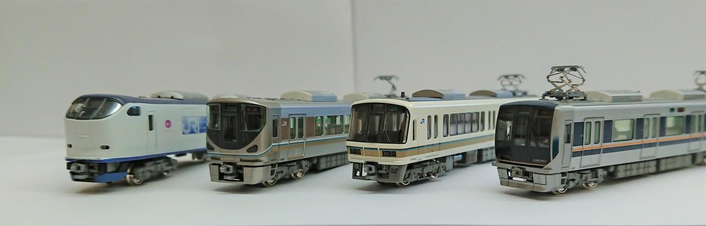 <h3>12月17日更新 ゼスト相模原店のりもの館より鉄道模型【在庫情報】をお知らせします。</h3>