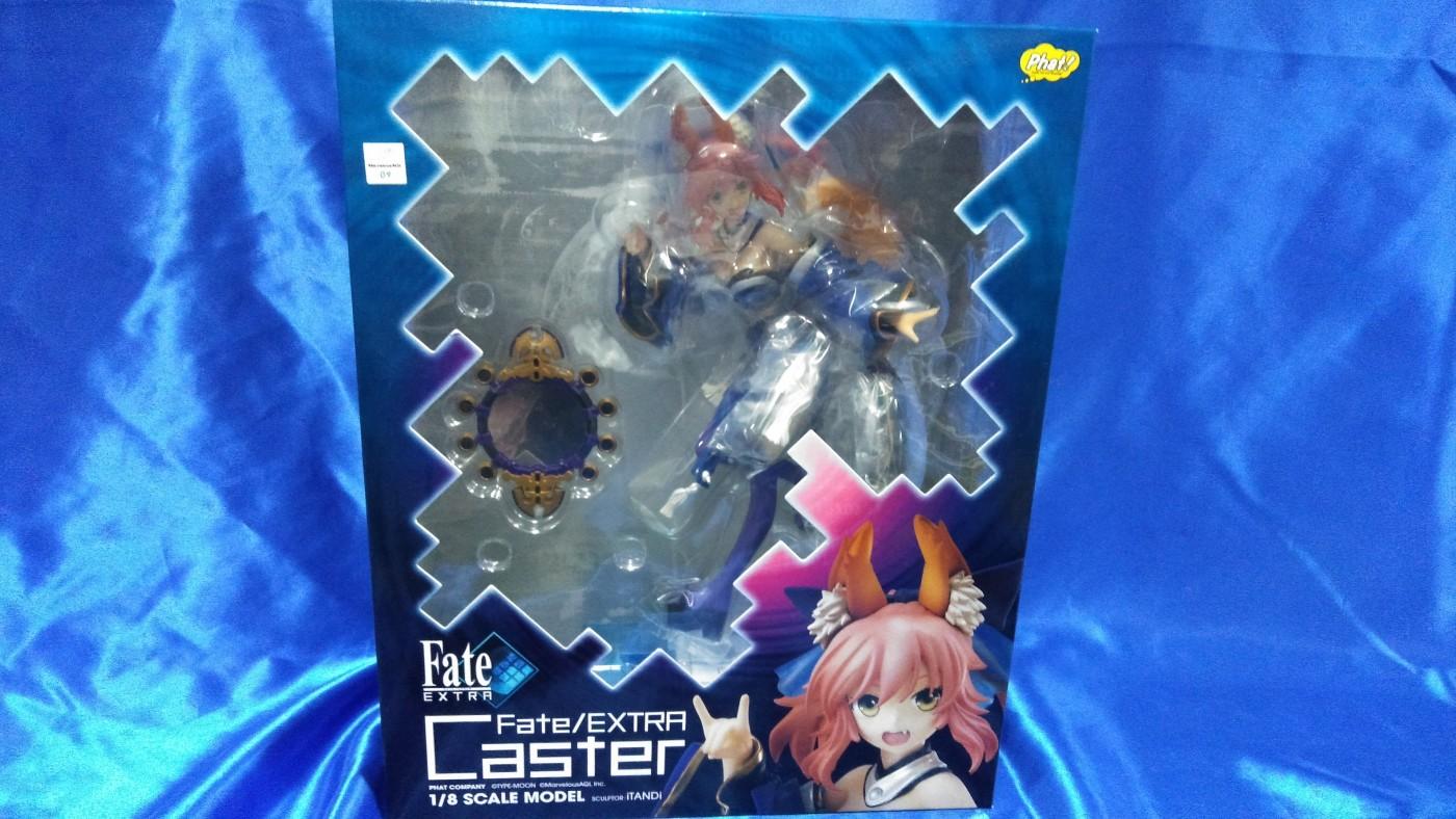 買取情報『ファット・カンパニーの Fate EXTRA 「キャスター」』