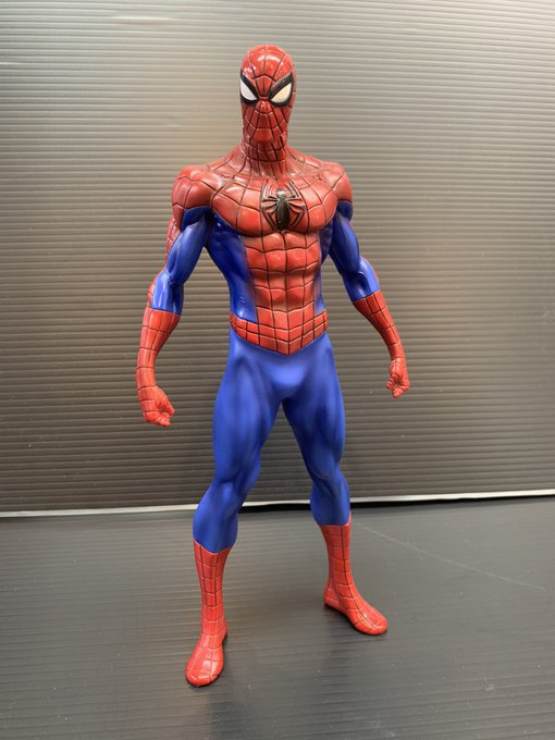 買取情報『Crazy ​Toys クレイジートイズのSpider-Man ​2 ​The ​Amazing ​Spiderman ​1/6th ​Action ​Figure(スパイダーマン)』