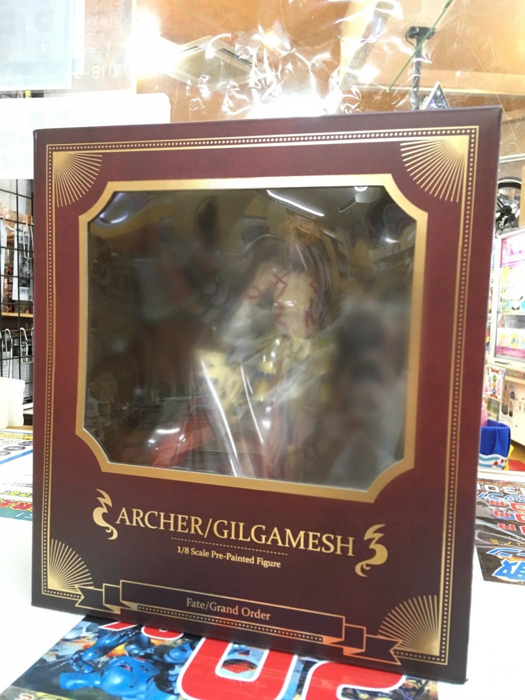 買取情報『Myethosの「Fate/Grand Order」アーチャー/ギルガメッシュ』