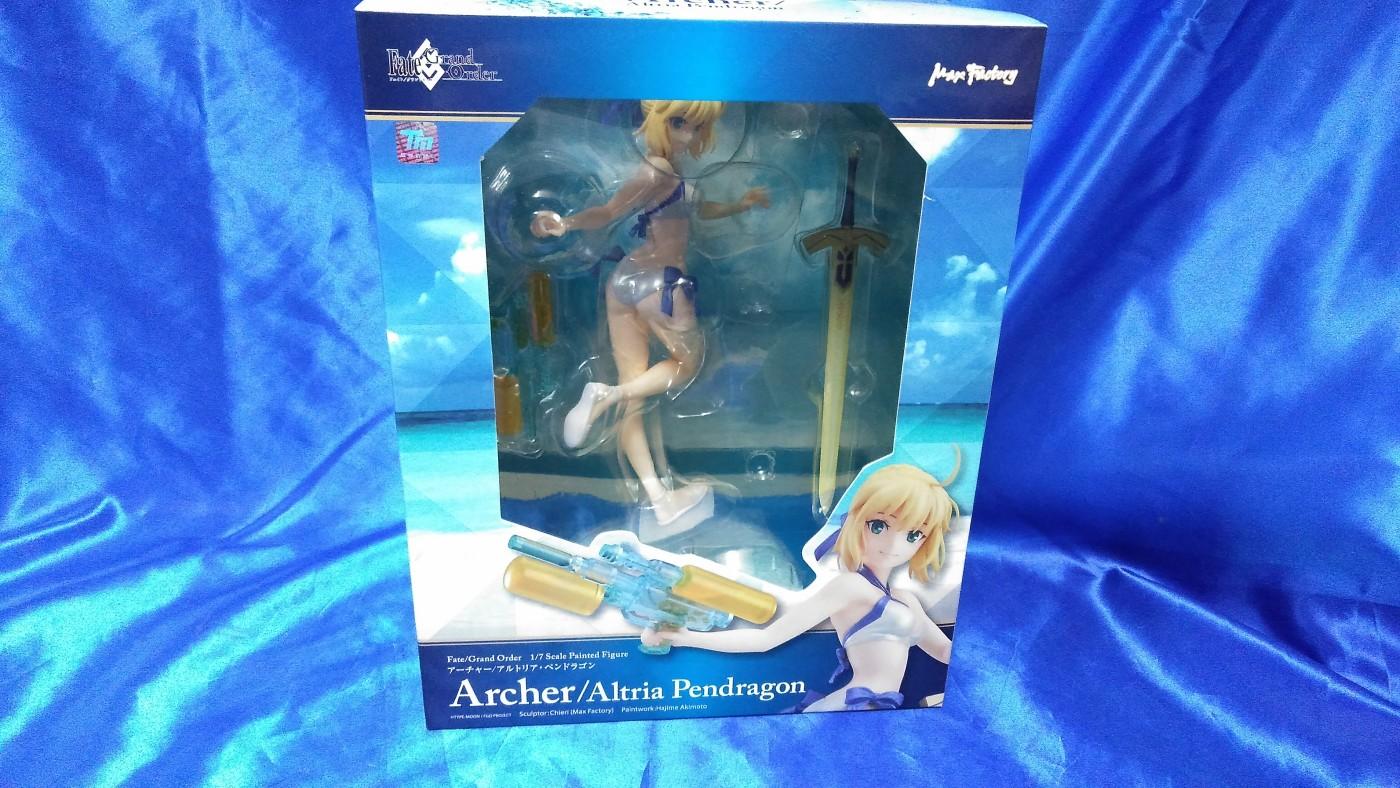 買取情報『マックスファクトリーのFGO Fate/GrandOrder「アーチャー/アルトリア・ペンドラゴン」』