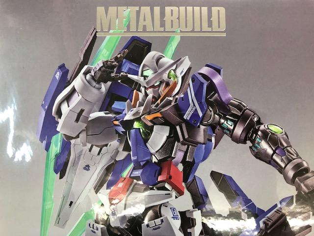 買取情報『BANDAI(バンダイ)のMETAL BUILD(メタルビルド)「ガンダムエクシアリペアⅣ」』