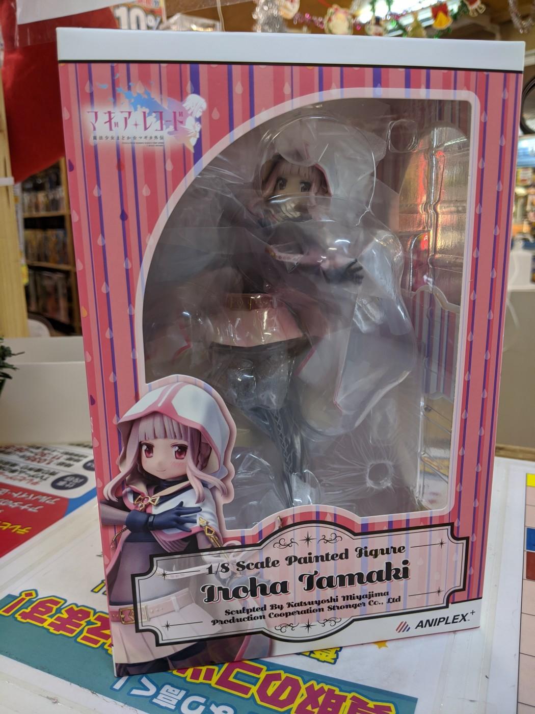 買取情報『アニプレックスの マギアレコード 魔法少女まどか☆マギカ外伝 環いろは 1/8スケールフィギュア』