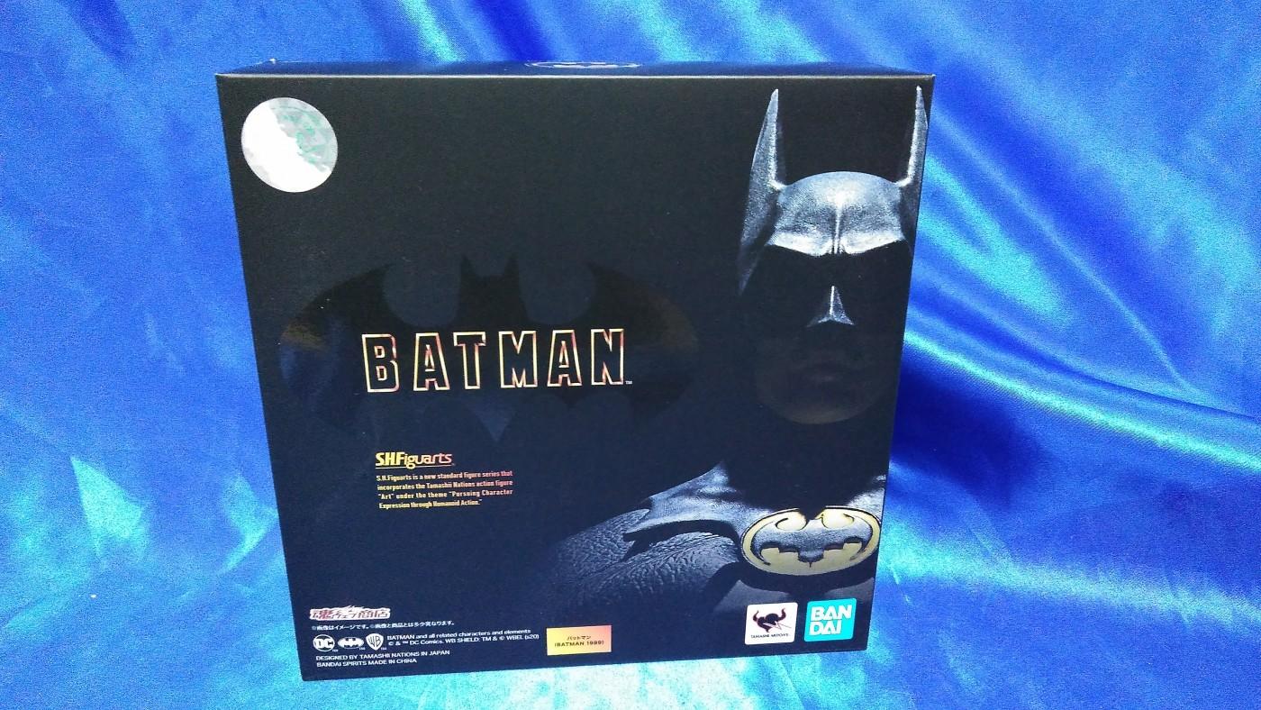 買取情報『S.H.Figuartsのバットマン(BATMAN 1989)』