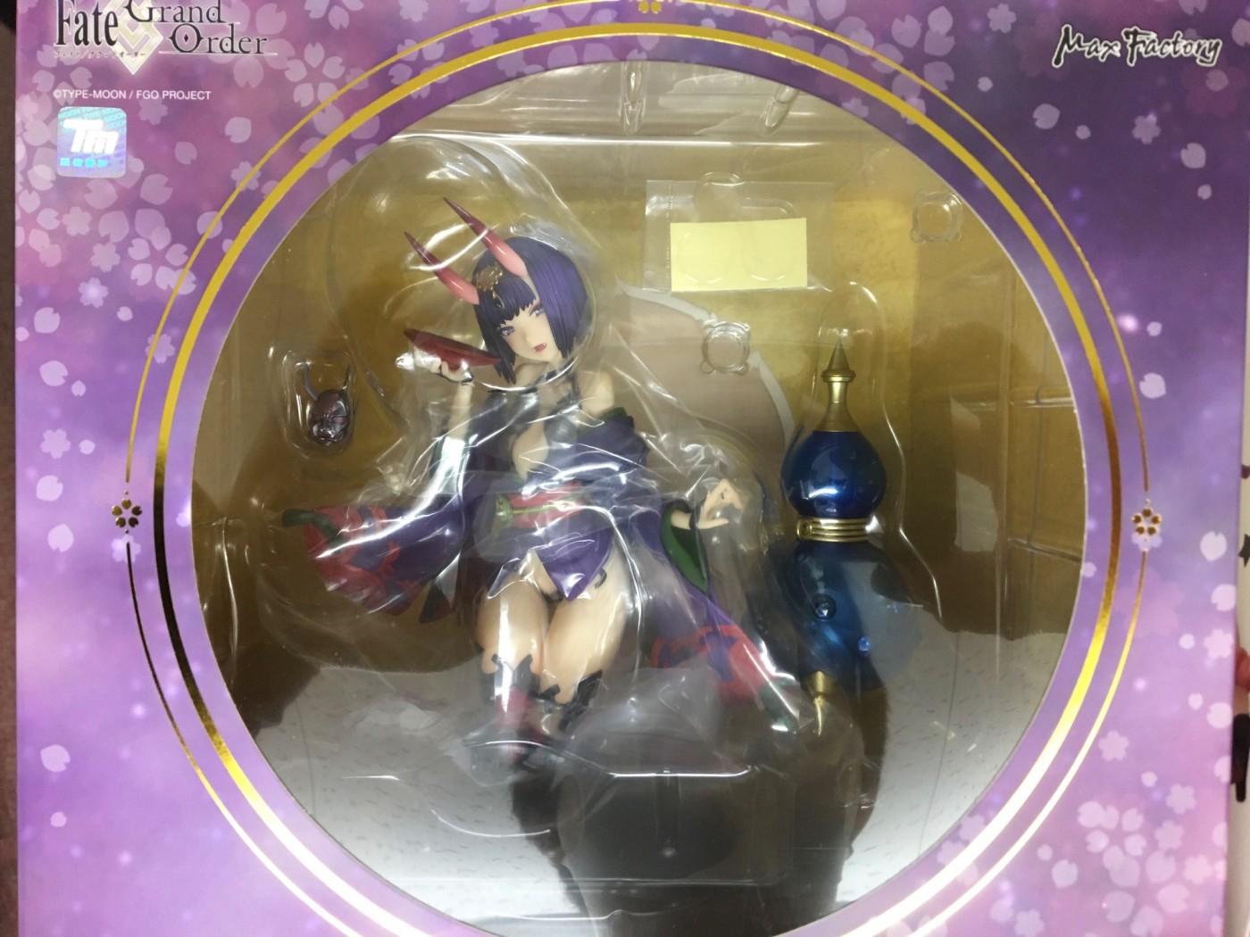 買取情報『マックスファクトリーの Fate/GrandOrder アサシン酒呑童子』
