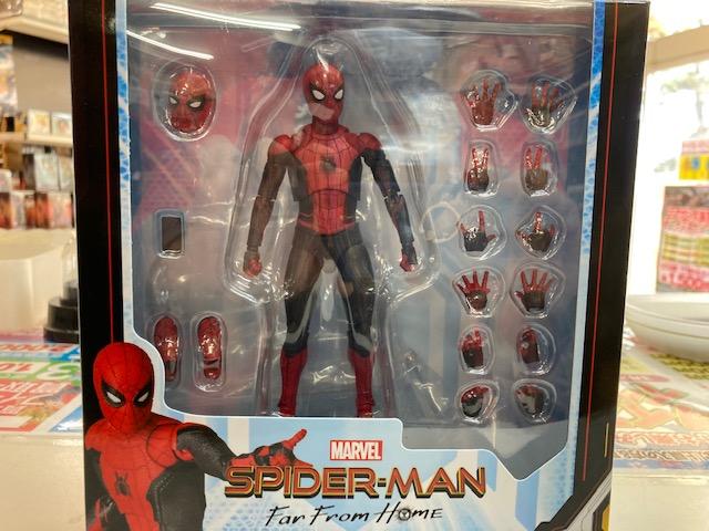 新着買取情報!『MAFEX SPIDER-MAN Upgraded Suit』