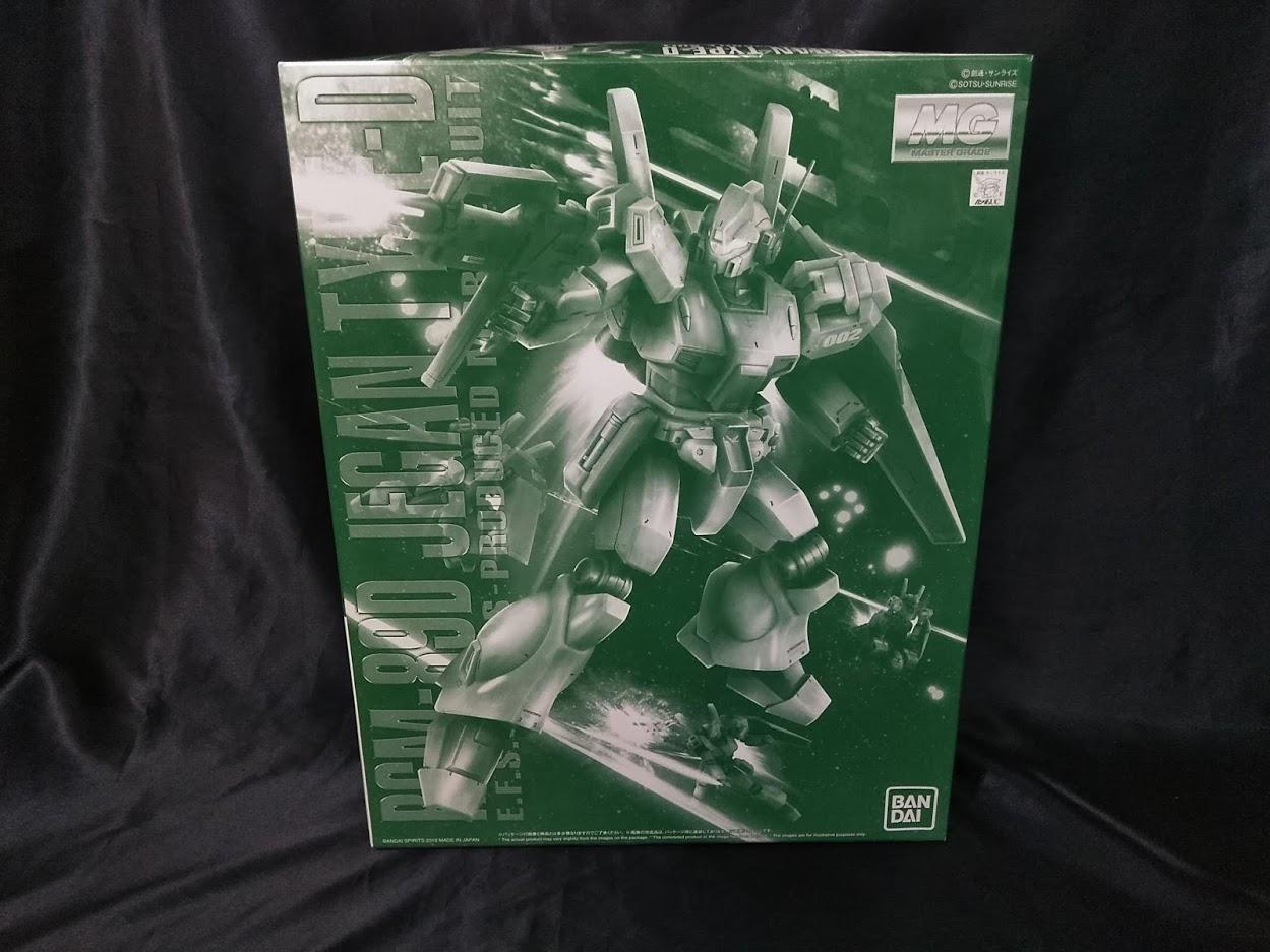 ゼスト所沢店の買取情報!!『バンダイのMG 1/100 RGM-89D ジェガンD型』