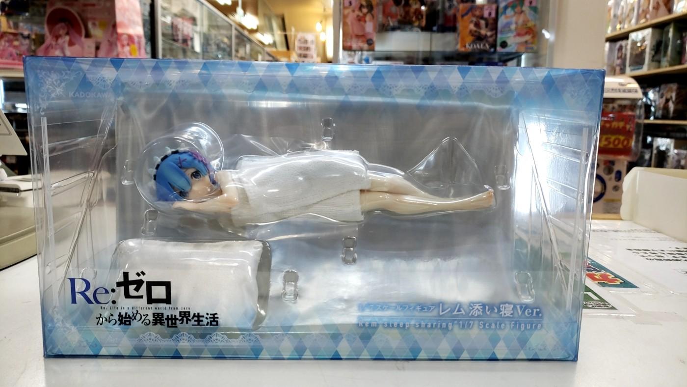ゼスト横浜戸塚店の買取情報!『Re:ゼロ レム添い寝 Ver.』