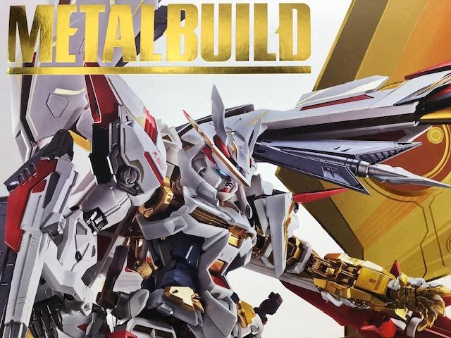 買取情報『バンダイ・METAL BUILDのガンダムアストレイ ゴールドフレーム天ハナ.ver華』