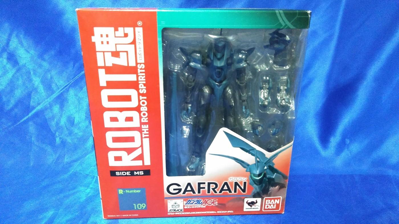 買取情報『 ROBOT魂<SIDE MS>のガフラン(ガンダムAGE)』