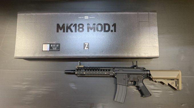 ゼスト横浜戸塚店の買取情報!!『東京マルイのMK18 MOD.1』