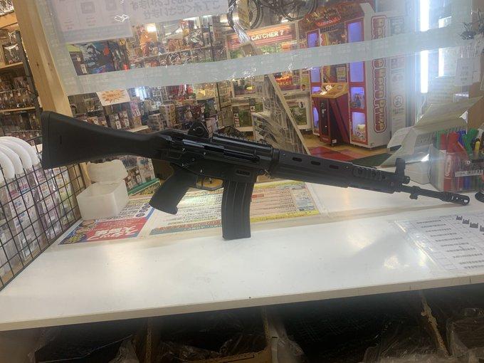 ゼスト横浜戸塚店の買取情報!!『東京マルイの89式小銃 固定銃床 ガスブローバック』