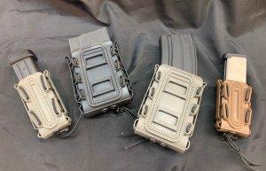 ゼスト横浜戸塚店の商品レビュー『FMA Soft Shell Scorpion Mag Carrier 』