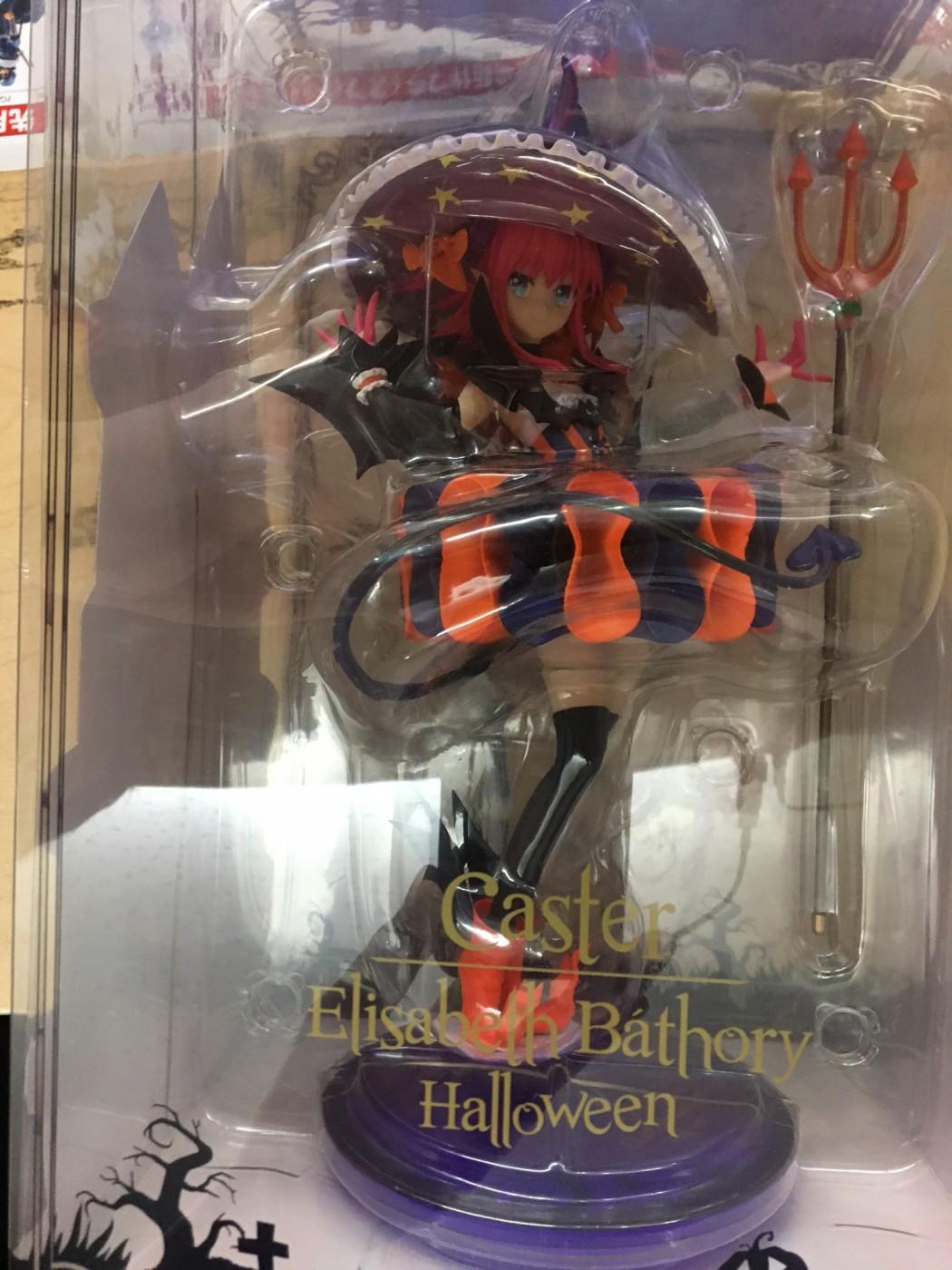 買取情報『 FLAREのキャスター/エリザベートバートリーフィギュア【ハロウィン】Fate/GrandOrder』